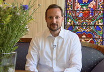 HRH Prince Haakon of Norway